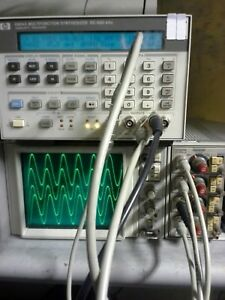 Tektronix 5a14n 4 Chan Amplifier Works For All Tek 5000 Series Oscilloscopes