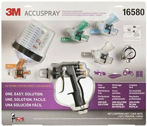 3m 16580 Accuspray Gun System With Pps 3m 16580