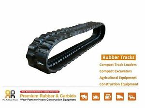 Rubber Track 300x52 5x78 Case 28 Mini Excavator