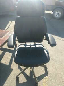 Humanscale Freedom Chair With Headrest Gently Used