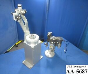 Bede D1g 001 2 X ray Microsource Assembly Used Untested As is