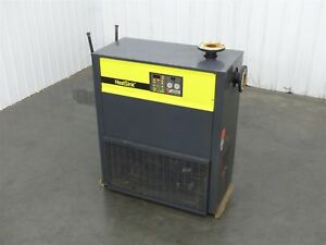 Zeks 1600hsew400 Refrigerated Compressed Air Dryer 480v 3ph d7090