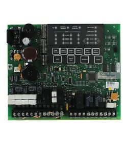 Silent Knight Sk 4224 Fire Alarm Control Panel