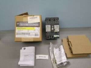 Ge Spectra Rms Seha36at0030 Breaker 3 Pole 30 Amp 600 Vac New In Box
