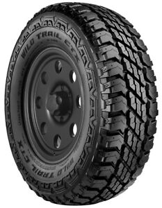 Multi Mile Wild Trail Ctx Lt265 70r17 121 118q 8 Wcx92 Set Of 4