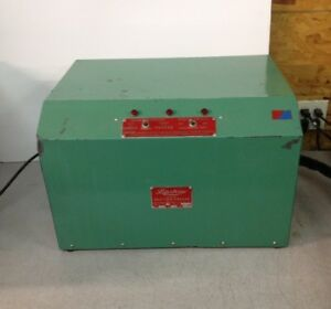 Lipshaw Shandon Electric 275b Electric Section Freezer Unit