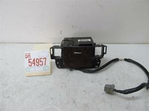 2000 2001 2002 Lincoln Town Car Front Dash Ash Tray Power Supply Lighter Console