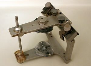 Whip mix Series 8500 8600 Articulator Dental Laboratory Denture Fixed School