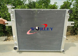 For Jeep Grand Cherokee 4 0l L6 Laredo Limited 1999 2004 At Mt Aluminum Radiator