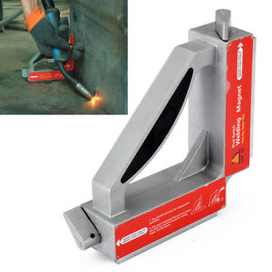 Magnet Welding Fixture 50kg Dual Switch 90deg strong Magnetic Welding Jig Holder