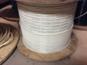 Approx 2300 Feet 4 Thhn Copper white Lead Free Made In Usa