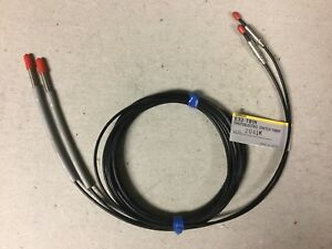 Omron E32 t81r Photoelectric Switch Fiber new