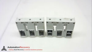 Siemens 3rt19554g Pack Of 2 Box Lug Terminal Up To 2 0awg 3 Pole 246813