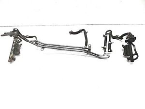 02 05 Subaru Impreza Wrx Fuel Rail Set Turbo Injector Assembly Rails Complete