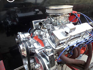 Chevy 350 Hi Performance Engine Turn Key 400 Hp By Cricket Cr Eho 29