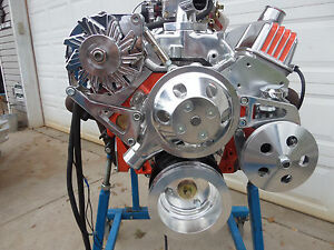 Chevy 350 Hi Performance Engine Turn Key 400 Hp By Cricket Cr Eho 28