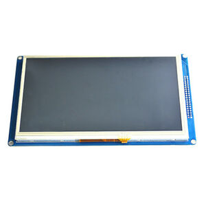 7inch Tft Lcd Module Display 800x480 Ssd1963 Touch Panel Arduino Avr Stm32