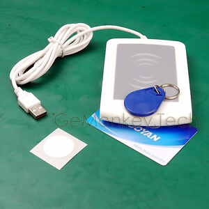 Thin Rfid 13 56mhz Mifare Iso14443a Reader Writer Usb Tags Sdk