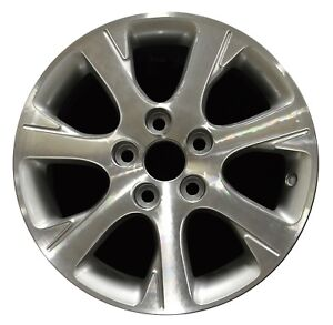 16 Toyota Camry 2005 2006 Factory Oem Rim Wheel 69475 Silver Machined