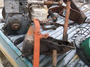 Allis Chalmers Ac Wd Wd45 Tractor Snap Coupler Main Bell Latch Chain Handle