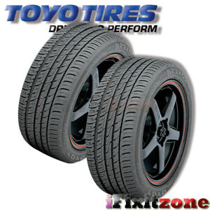 2 Toyo Proxes 4 Plus 205 40r17 84w Ultra High Performance All Season Tires