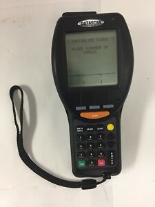 Datascan Hand held Barcode Inventory Scanner W 802 11 Module