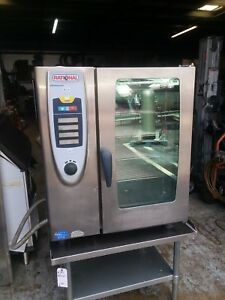Rational Scc 101 Electric Combi Oven