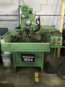 Sunnen Model Mbc 1804 Precision Honing Machine With Automatic Stroke