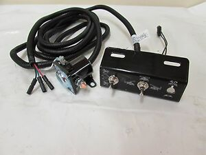 Aftermarket Meyer Snow Plow Toggle Switch Control Wiring Kit E47 E57 E60