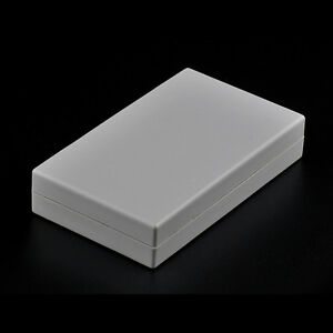 10pcs Abs Plastic Box For Electronics Instrument Enclosure Project Case Shell