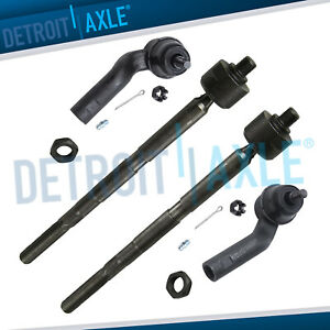 Front Inner Outer Tie Rod Kit 2013 2014 2015 2016 2017 Ford C max Focus Escape