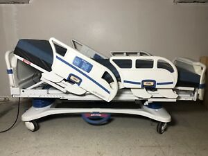 Stryker Secure Iii Hospital Bed With Mattress