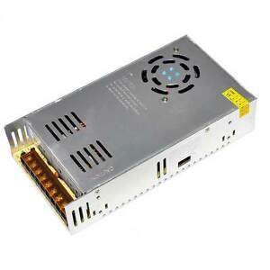 Ac110v 220v To Dc12v 24v 36v 48v Regulated Transformer Led Strip Power Supply