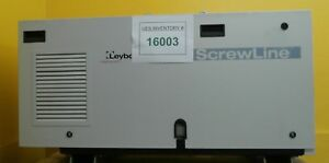 Screwline Sp 250 Oerlikon Leybold 115001 Dry Vacuum Pump Used Tested Working