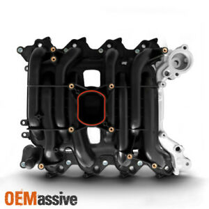 Upper Intake Manifold W Gaskets Thermostat O Rings For Ford Lincoln Mercury 4 6l