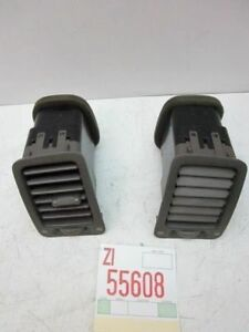 1997 2003 Mitsubishi Diamante Duct Vent Right Left Front Grill Ac Air Condition