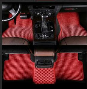 Car Floor Mats Carpets Car Mat Rubber Pads For Honda Hr V 2015 2018