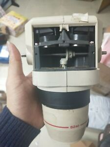Olympus Sz40 Microscope Sell As Parts