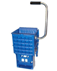Side Press Wringer Replacement For Mop Bucket Blue z con sw
