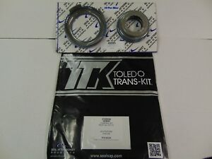 Jf011e Re0f10a 06 Up Nissan Cvt Overhaul Gasket Kit With Pistons Toledo Trans