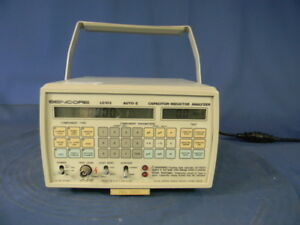 Sencore Lc102 Auto z Capacitor inductor Analyzer 30 Day Warranty
