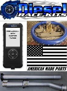 2011 2019 Ford 6 7 Egr Delete Dpf Delete Kit Package Competition Tuner