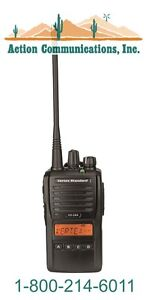 New Vertex standard Vx 264 Vhf 134 174 Mhz 5 Watt 128 Channel Two Way Radio