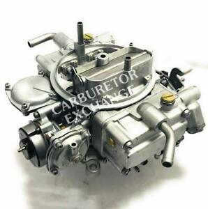 1984 1987 Ford Rv Motorhome Remanufactured Holley 4 Barrel Carburetor V8