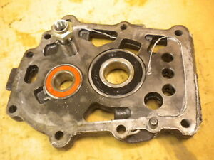 1981 Chevy Isuzu Luv Pup 2 2 Diesel Transmission Center Support Plate