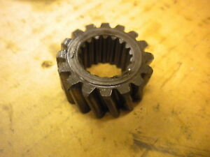 1981 Chevy Isuzu Luv Pup 2 2 Diesel Transmission Countershaft Reverse Gear