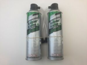 Transmission Cooler Radiator Cleaner Flush Lube Gard Kooler Kleen Two Cans