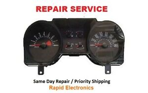 Ford Mustang 2005 2008 Instrument Gauge Cluster Repair Lifetime Warranty