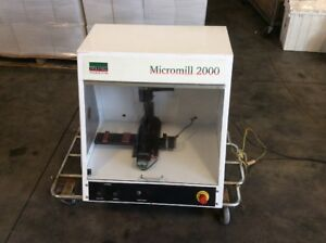 Denford Micromill 2000 Cnc Mill Techcenter 21 Ghost Gunner Mill