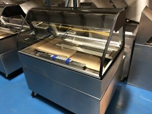 Alto Shaam Ed2 48 Hot Food Warmer With Base Chicken Case 2016 Barely Used